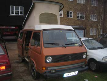 westfalia poptop